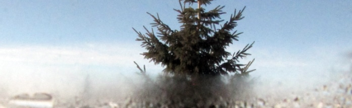 Is frost or ice forming on your windows or surrounding frames?