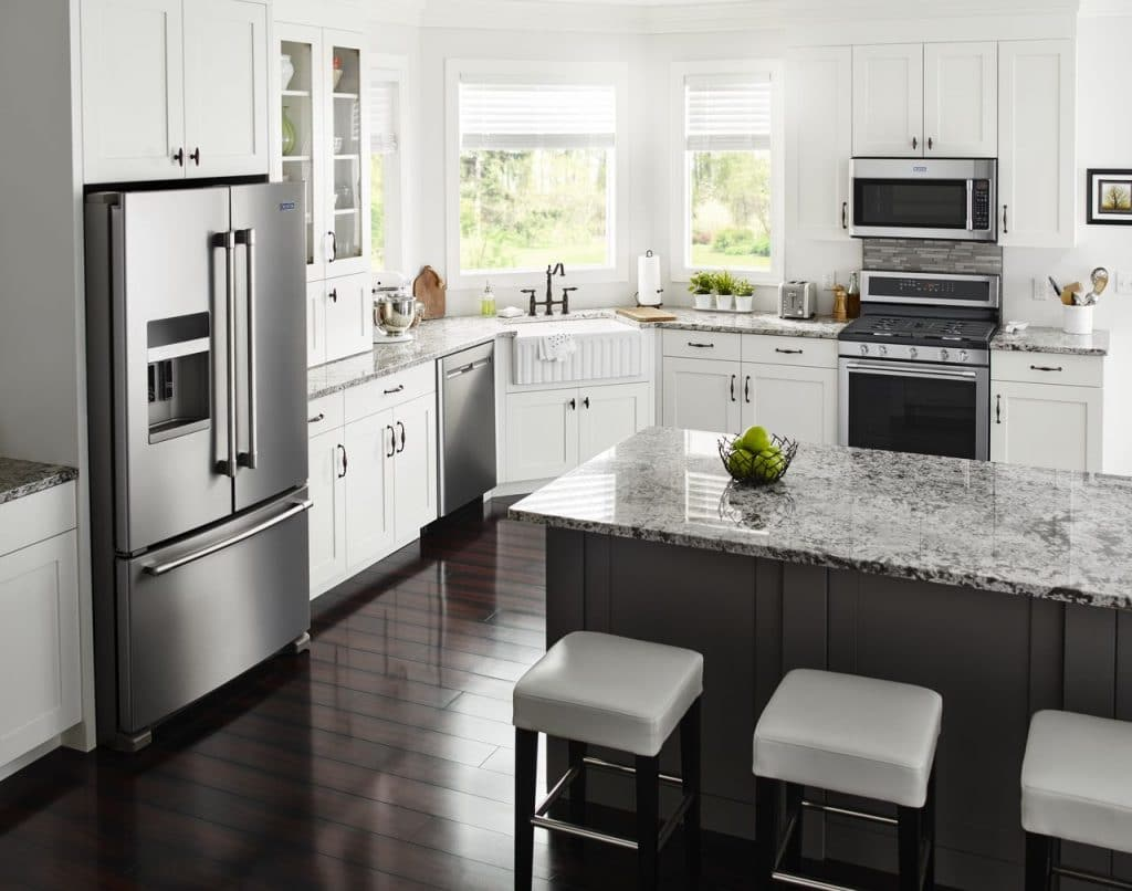 Kitchen Appliances Trends B Wise Contractors Edmonton